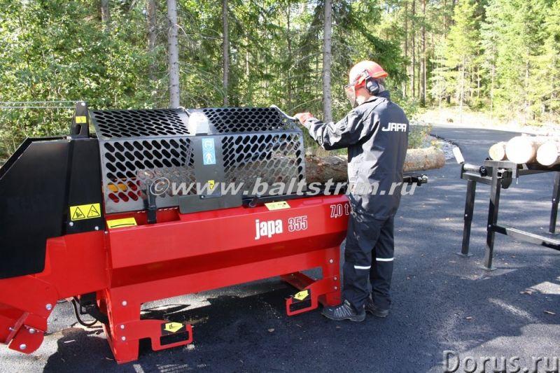 Дровокол Japa 355 все модели от ООО Русобалт Трэйд - Лесная промышленность - Продам дровокол Japa 35..., фото 3
