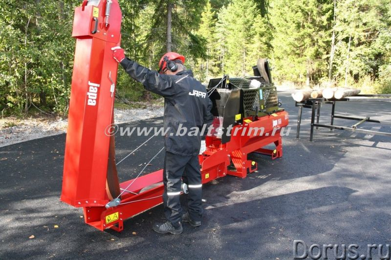 Дровокол Japa 355 все модели от ООО Русобалт Трэйд - Лесная промышленность - Продам дровокол Japa 35..., фото 4