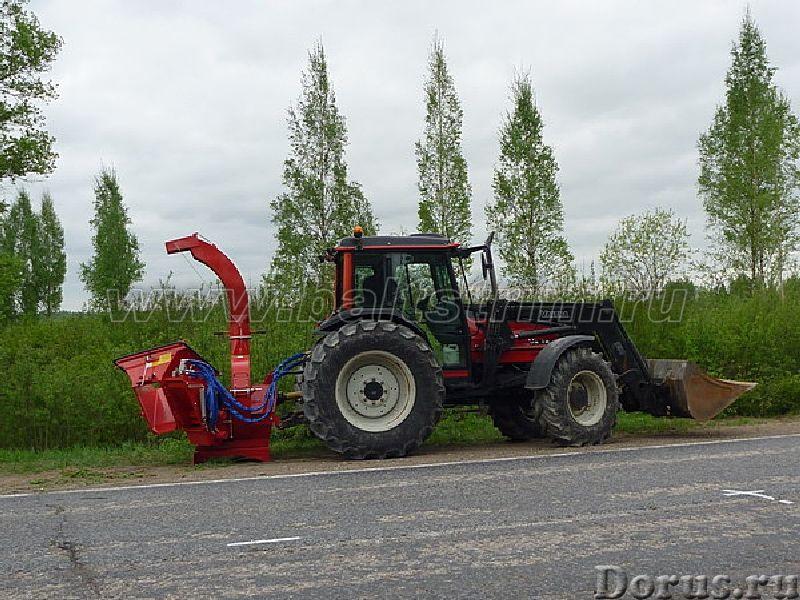 Рубильные машины Farmi Forest (Финляндия) - Лесная промышленность - Предлагаем рубильные машины Farm..., фото 1