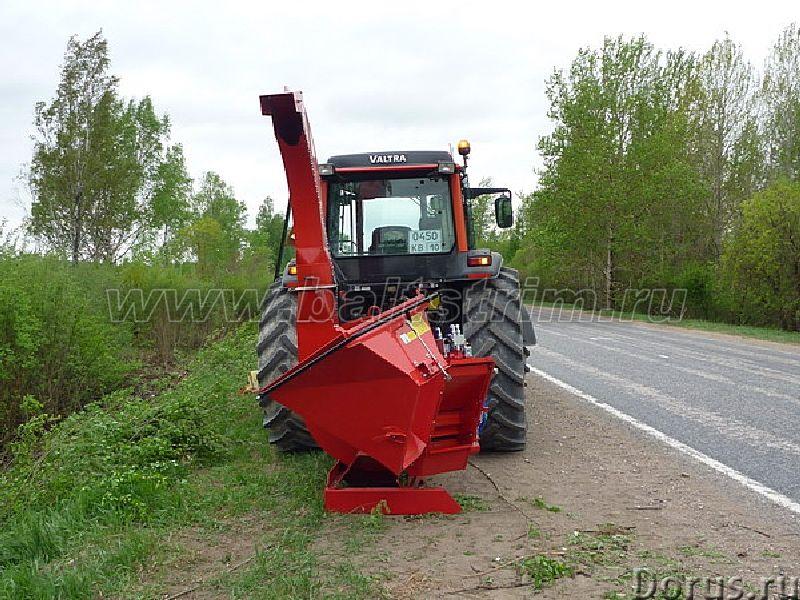 Рубильные машины Farmi Forest (Финляндия) - Лесная промышленность - Предлагаем рубильные машины Farm..., фото 2