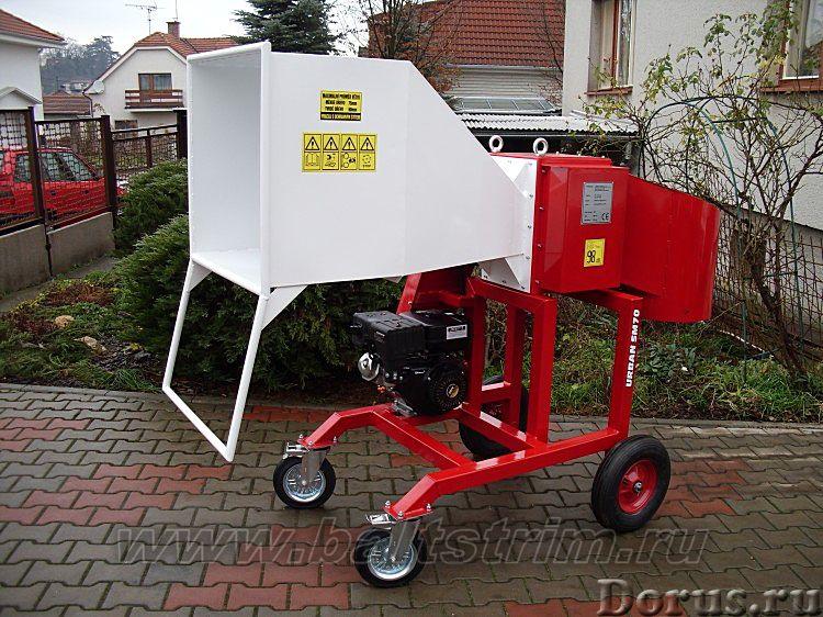 Измельчитель веток Urban (Чехия) - Лесная промышленность - Предлагаю измельчители древесных отходов..., фото 3