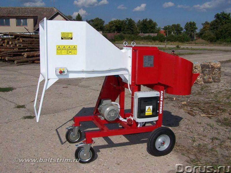 Измельчитель веток Urban (Чехия) - Лесная промышленность - Предлагаю измельчители древесных отходов..., фото 4