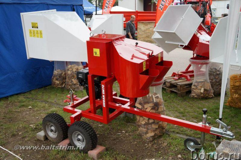 Измельчитель веток Urban (Чехия) - Лесная промышленность - Предлагаю измельчители древесных отходов..., фото 5