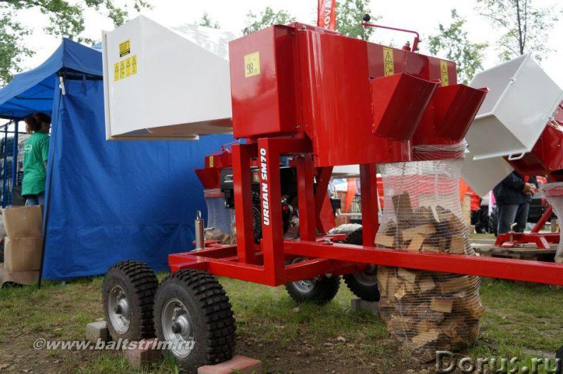 Измельчитель веток Urban (Чехия) - Лесная промышленность - Предлагаю измельчители древесных отходов..., фото 6